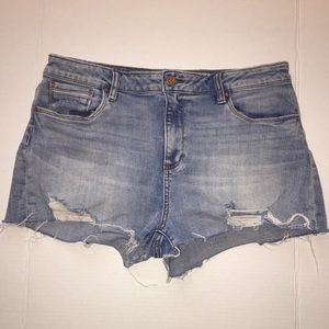 BP Distressed Jean Shorts Size 31